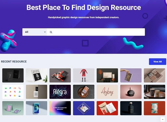Website cung cấp vector miễn
