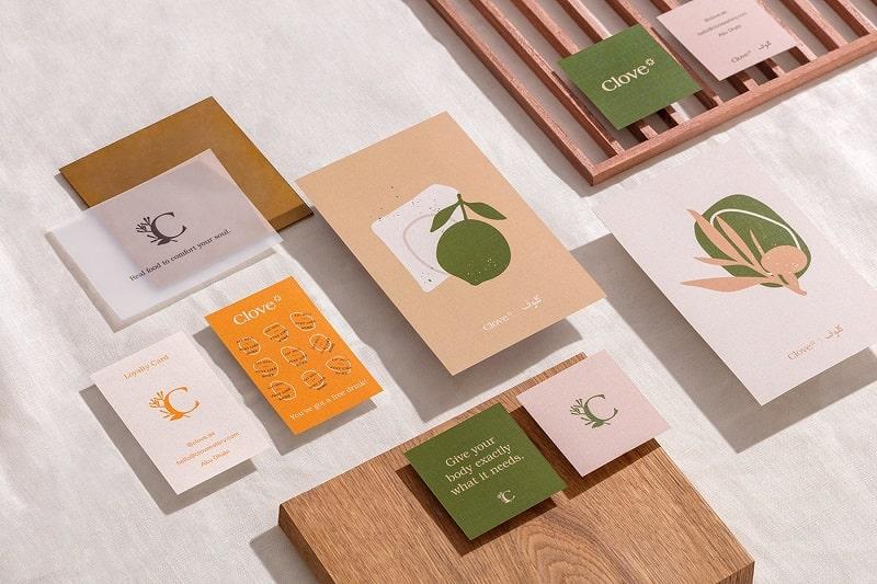 Dịch vụ thiết kế in ấn card visit tại Khải Nguyên