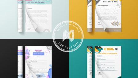 In hợp đồng Spa, Nail, Thẩm mỹ viện – hợp đồng đào tạo nghề