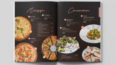10 mẫu thiết kế menu nước ngoài đặc sắc nhất năm.