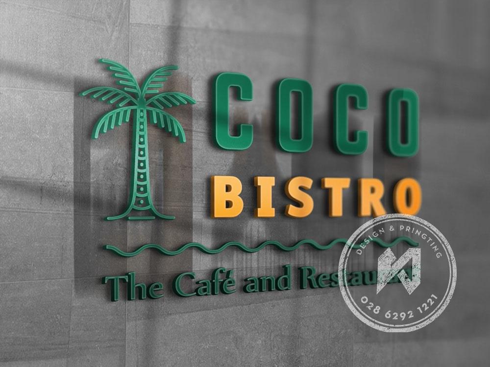 Thiết kế logo quán cafe và nhà hàng