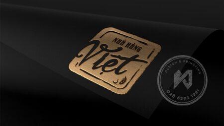20+ Mẫu thiết kế logo nhà hàng đẹp nhất năm – Restaurant logo design template