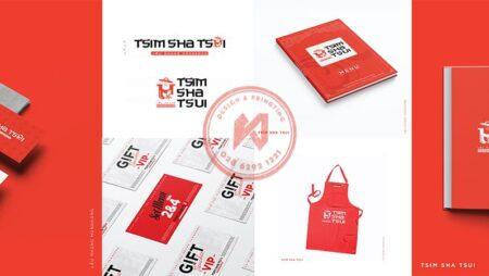 Tsim Sha Tsui – Bộ nhận diện thương hiệu nhà hàng lẩu nhúng Hồng Kông