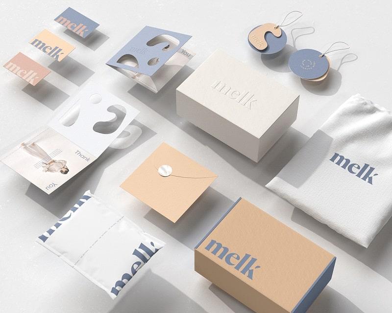 Thiết kế & in ấn bộ nhận diện thương hiệu