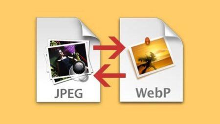 Cách chuyển hình WebP sang jpg, png nhanh nhất