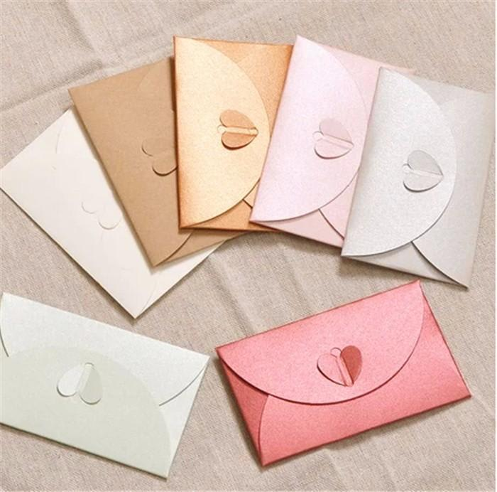 Gift envelope - gift holder không dán