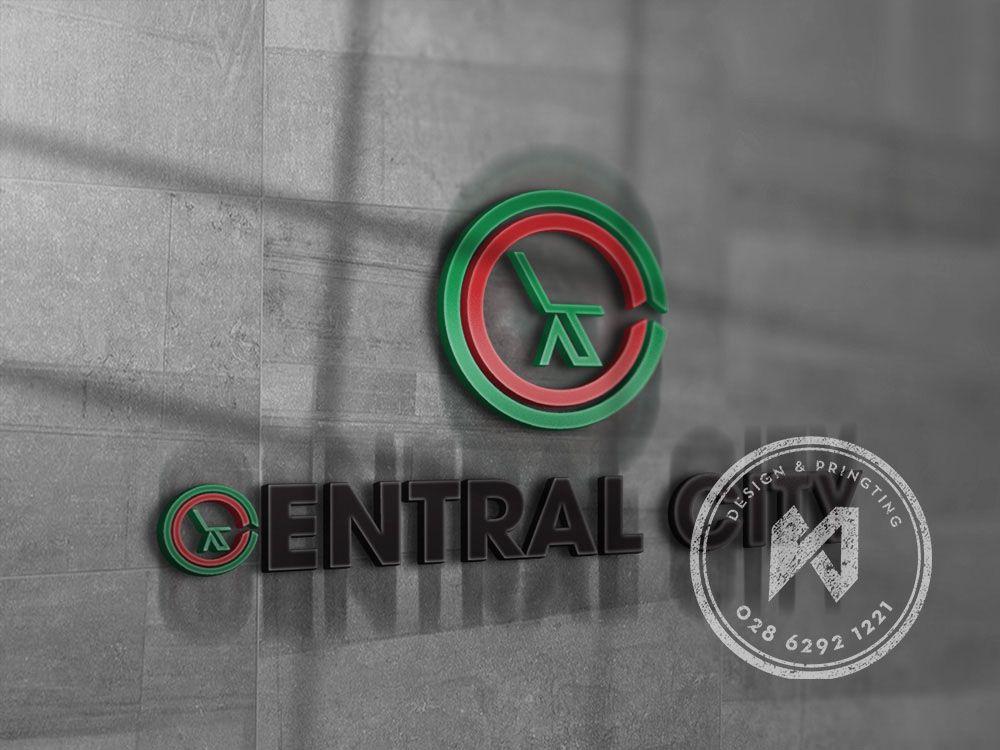 Thiết kế logo cho công ty Central City