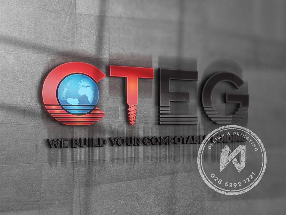 Mẫu thiết kế logo công ty Cường Thịnh
