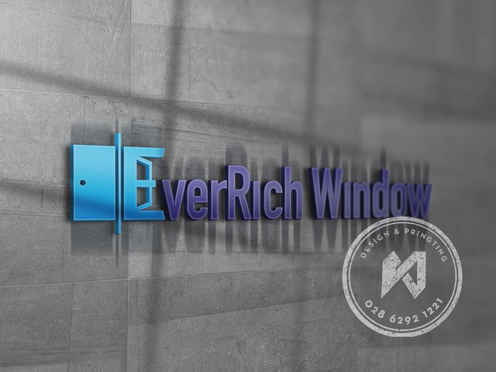 Everich Windown LOGO DESIGN
