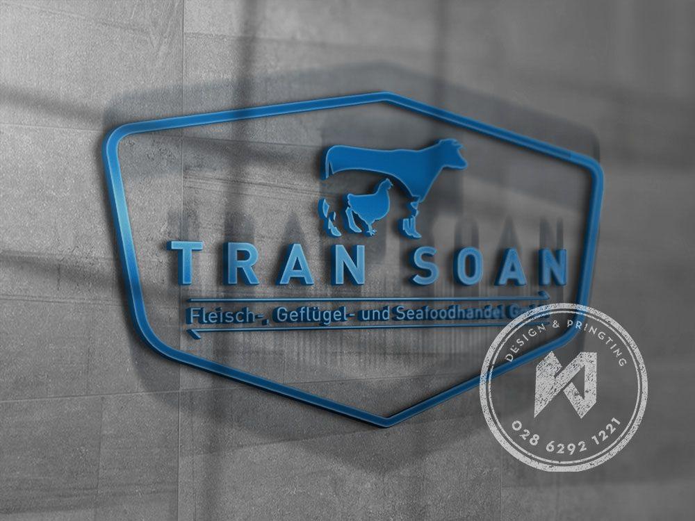 Thiết kế logo công ty chuyên nghiệp