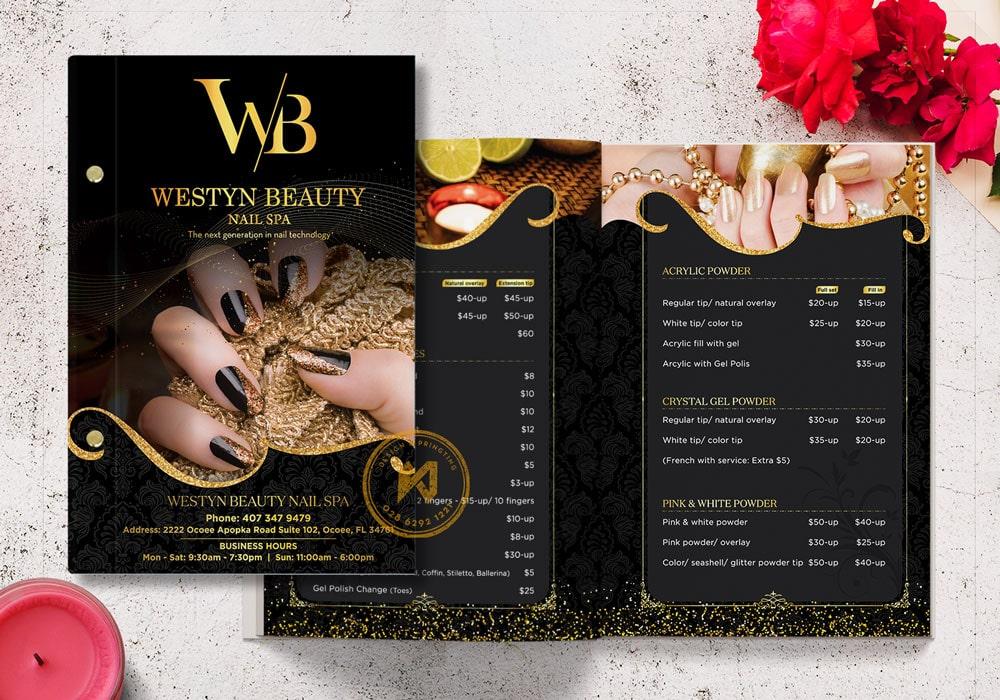 WB Westyn Beauty vẻ đẹp huyền bí