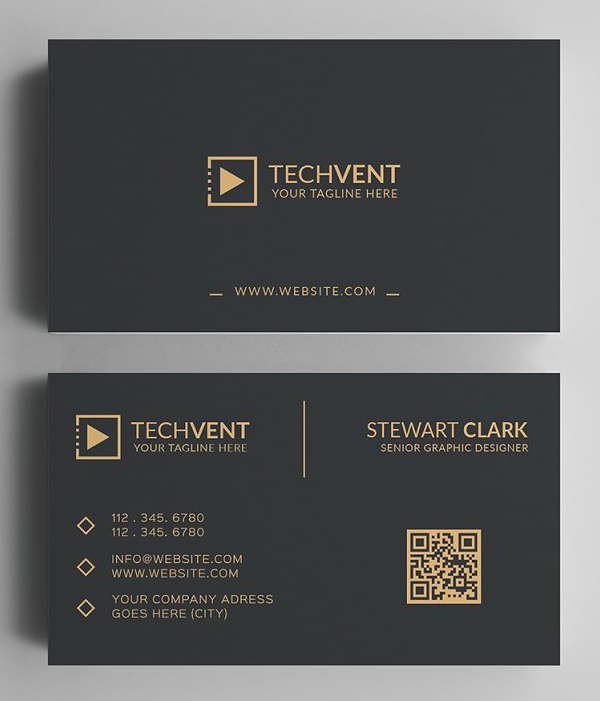 Thiết kế & in name card QRCODE