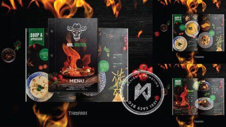 Tải font thiết kế menu nhà hàng Mr Bistek ấn tượng (download free)