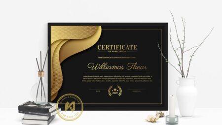 Tải giấy khen miễn phí 2021- Download certificate free